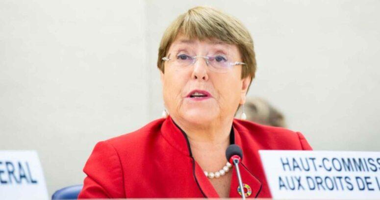 """""""Bachelet nombra a expertos para investigar posible violación a los DD.HH. en Bielorrusia"""""""
