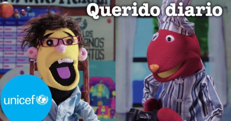 Unicef y 31 Minutos presentan miniserie con la vuelta a clases de Juan Carlos Bodoque