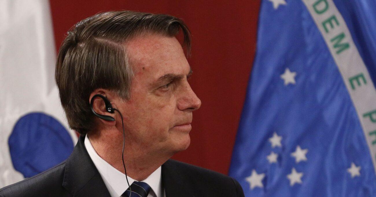 La compañía entregó su testimonio en una comisión parlamentaria que investiga la gestión de presidente con la pandemia. AGENCIA UNO/ARCHIVO