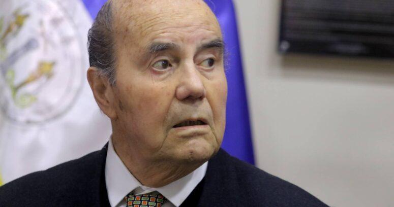 """""""Murió Patricio Rojas, ex ministro de Eduardo Frei y Patricio Aylwin"""""""
