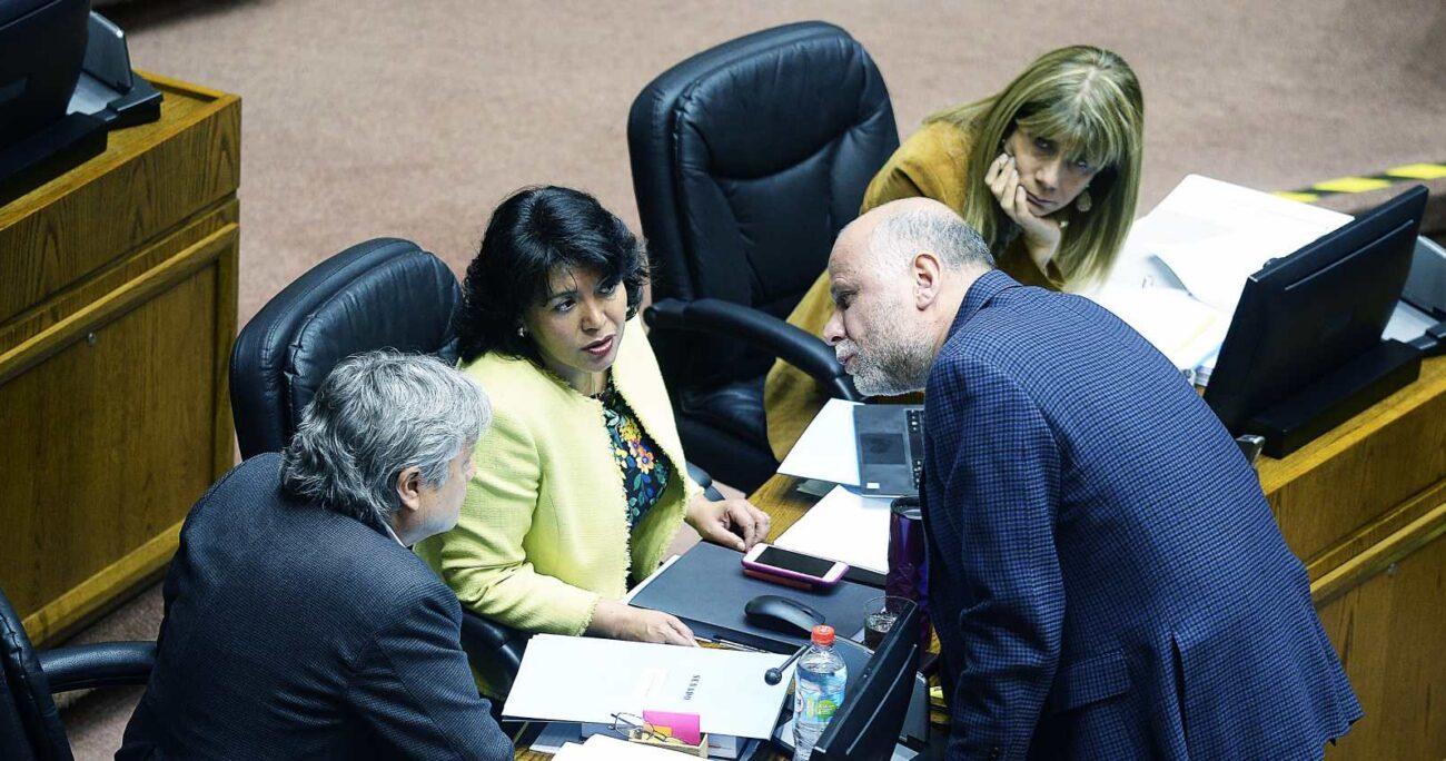 La legislación fue aprobada en el Congreso el 6 de mayo. AGENCIA UNO/ARCHIVO