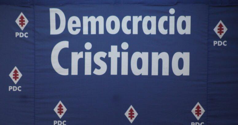 """""""DC definirá su opción presidencial post segunda vuelta de gobernadores"""""""