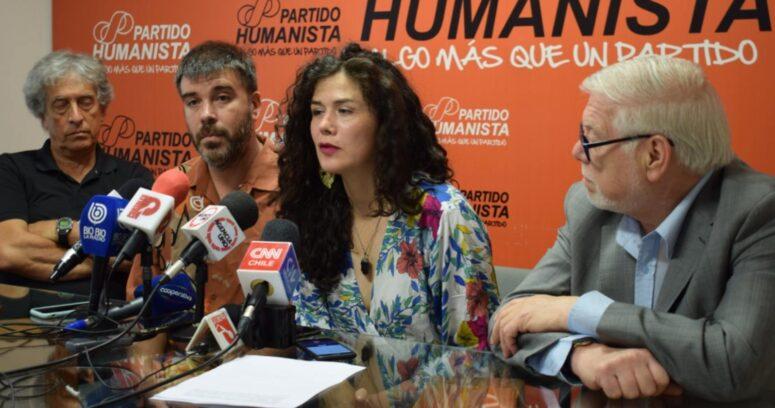 """""""Partido Humanista no descarta en levantar su propia candidatura presidencial"""""""