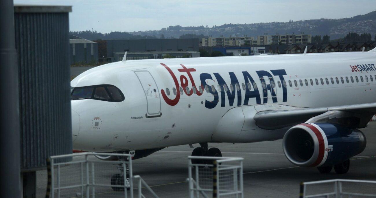 La aeronave transportaba a 124 pasajeros. AGENCIA UNO/ARCHIVO
