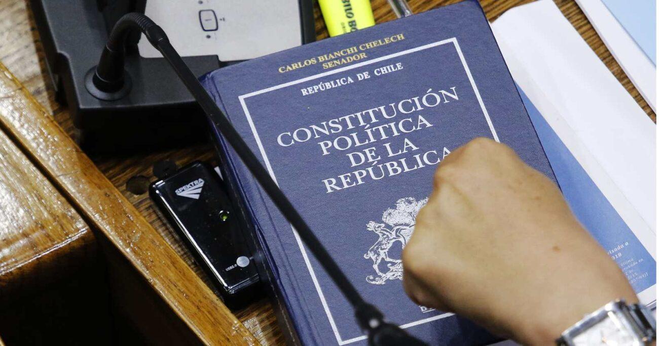 La nueva Constitución dará inicio a un ciclo político que abre la esperanza de poder soñar con un sistema de educación superior equitativo. AGENCIA UNO/ARCHIVO