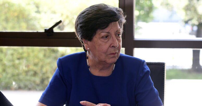 """""""Carmen Frei confirma interés presidencial de Provoste:"""