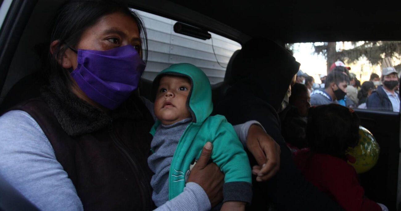 La pandemia ha intensificado el rol protector de las mujeres. Muchas tuvieron que abandonar sus trabajos para cuidar de hijos y de personas mayores. AGENCIA UNO/ARCHIVO