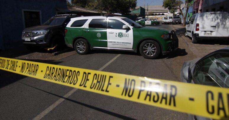 """""""Hombre murió apuñalado tras intentar agredir a una pareja en Melipilla"""""""