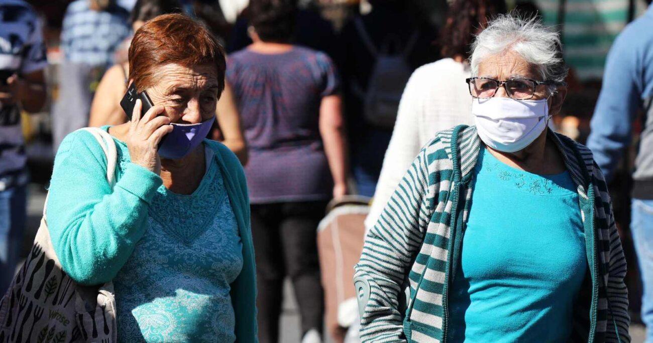En el marco de la pandemia, el grupo más afectado ha sido precisamente el de los adultos mayores. AGENCIA UNO/ARCHIVO