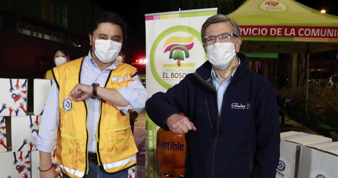 El vocero del candidato también explicó sus críticas hacia los otros postulantes de Chile Vamos. AGENCIA UNO/ARCHIVO