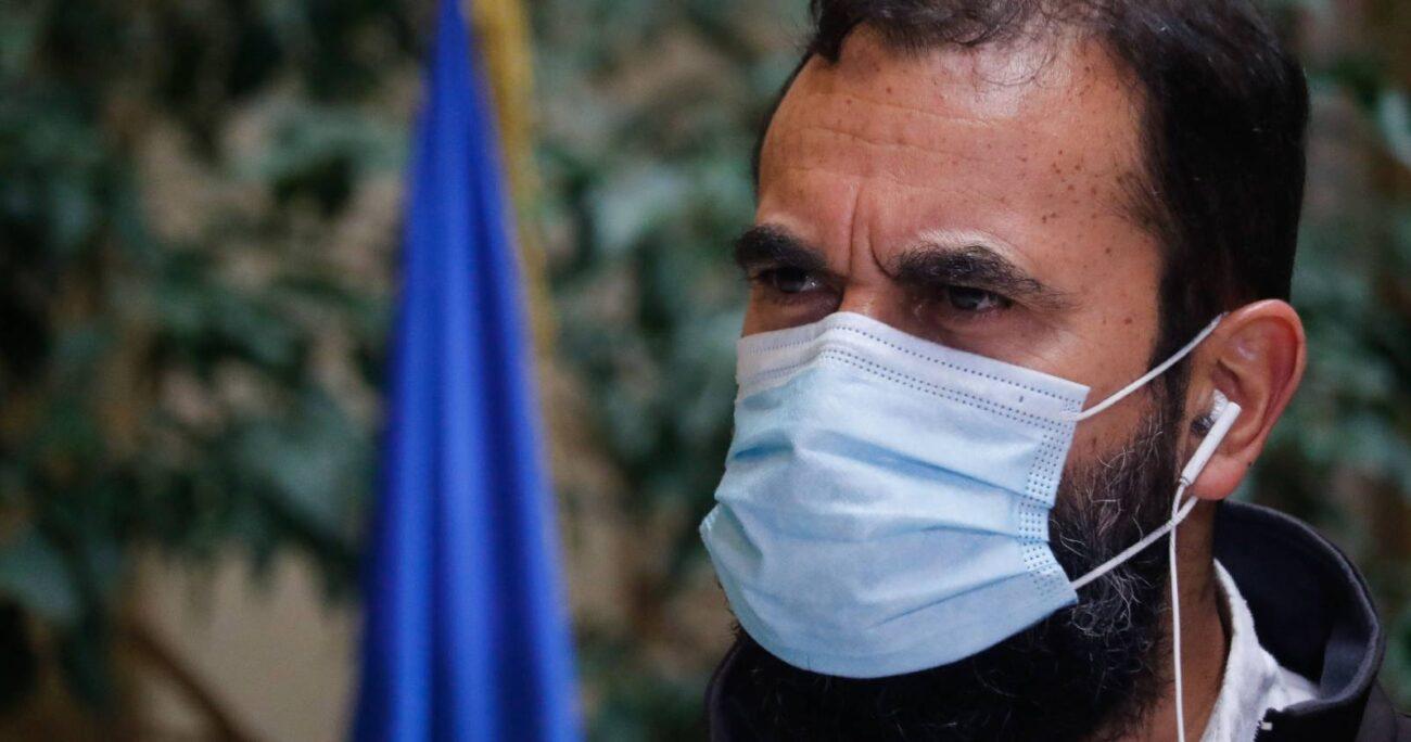 El fallo de la Corte Suprema le da total vigencia a la orden de detención que pesa sobre Hugo Gutiérrez. AGENCIA UNO/ARCHIVO