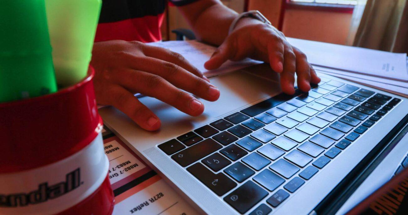 Los planteles, además, han entregado planes de datos a sus docentes. AGENCIA UNO/ARCHIVO