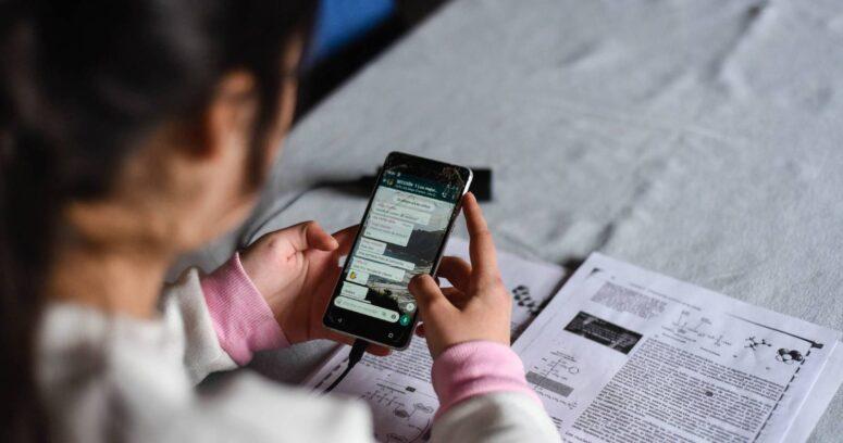 La brecha de las telecomunicaciones se siente fuerte en la educación