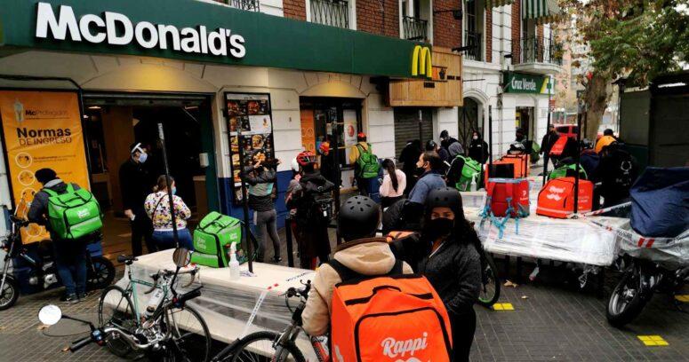 Venta de comida rápida cayó un 10,6% durante el primer trimestre