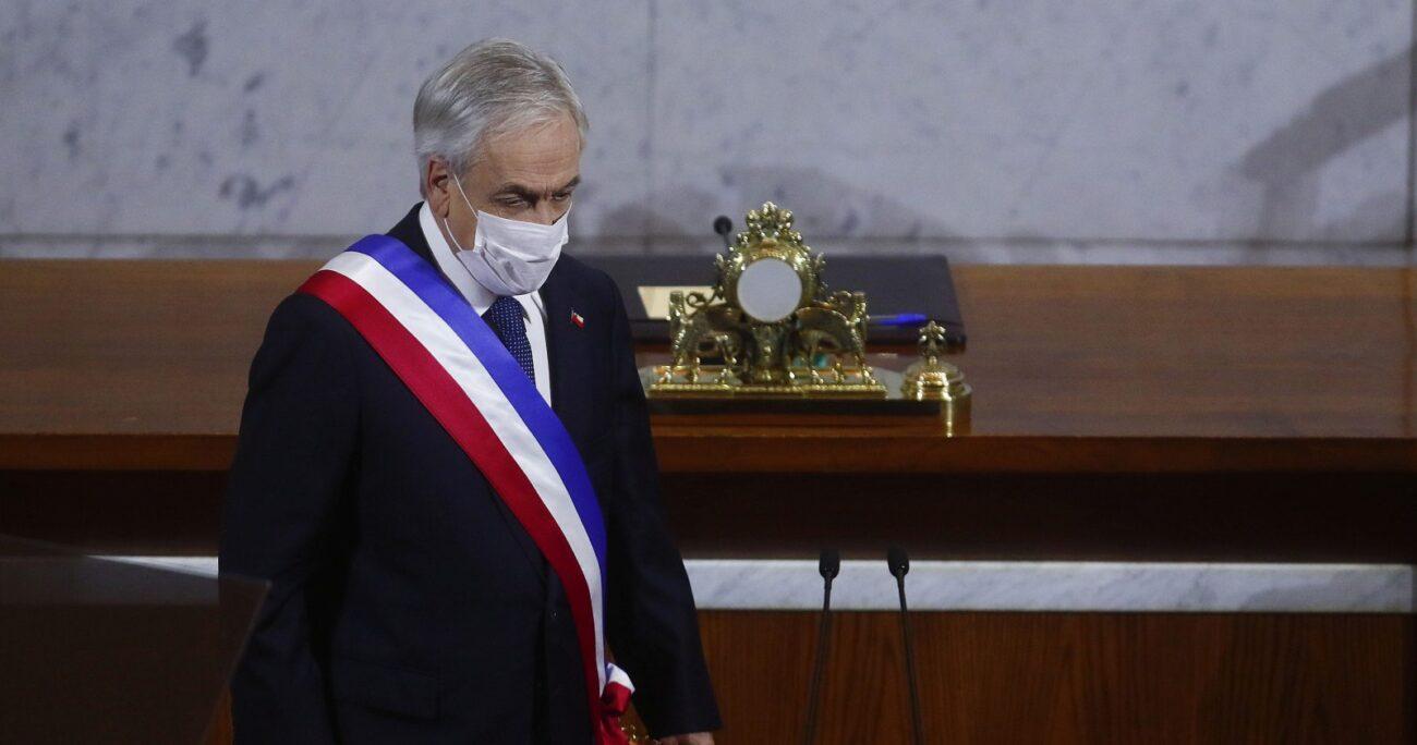 Durante los dos últimos años la ceremonia se realizó en horario prime. AGENCIA UNO/ARCHIVO
