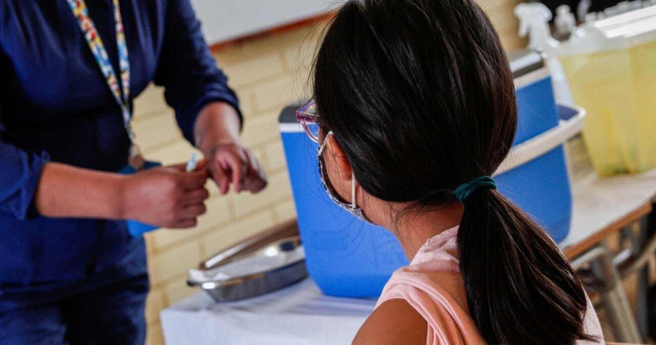 Joe Biden animó a los adolescentes a vacunarse.  AGENCIA UNO/ARCHIVO