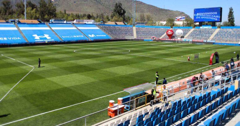 ANFP: fútbol chileno mantiene su baja tasa de positividad en exámenes PCR