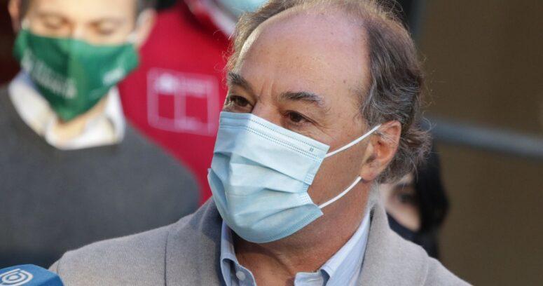 """""""CPC cuestiona polémicas palabras de Juan Sutil sobre la inmigración"""""""