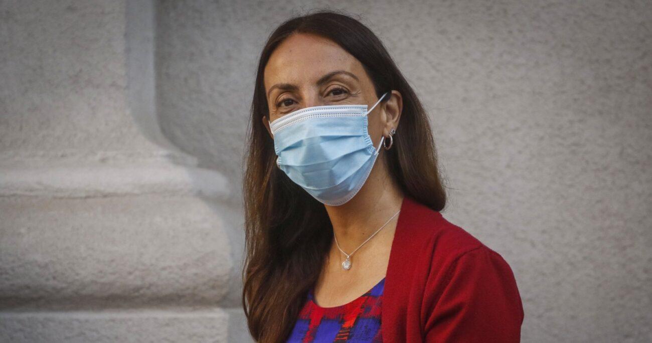 La ministra señaló que el país ha organizado varios eventos deportivos en pandemia. AGENCIA UNO/ARCHIVO