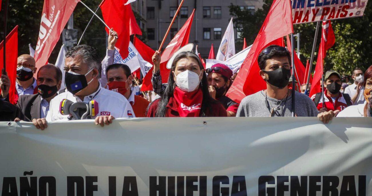 La actual presidenta, Bárbara Figueroa, está postulando en una de las listas. AGENCIA UNO/ARCHIVO