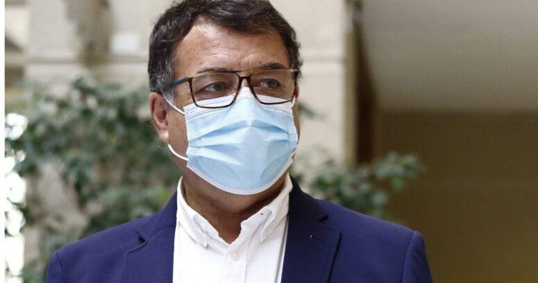 """""""Pablo Maltés no descarta una posible candidatura parlamentaria"""""""