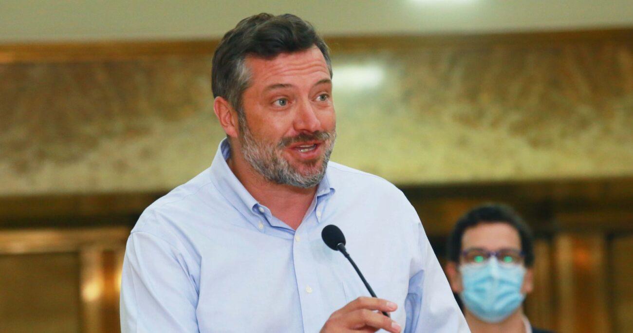 Rodolfo Carter criticó las candidaturas de Sebastián Sichel e Ignacio Briones. AGENCIA UNO/ARCHIVO