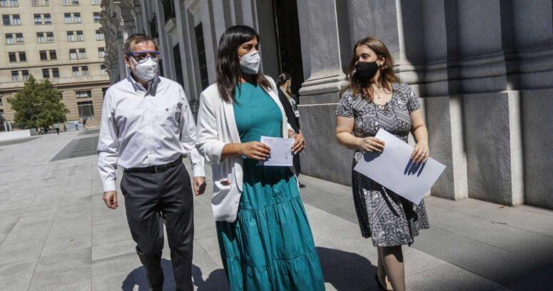 """""""Colegio Médico se bajó de la Mesa Social COVID-19"""""""