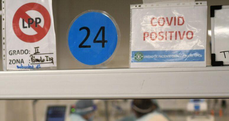 Minsal reportó casi 7 mil casos nuevos y 127 fallecidos por COVID-19