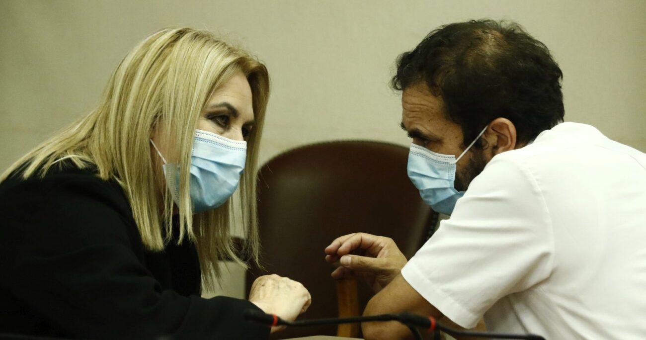 El abogado comunista abordó el caso de la diputada del PH.  AGENCIA UNO/ARCHIVO