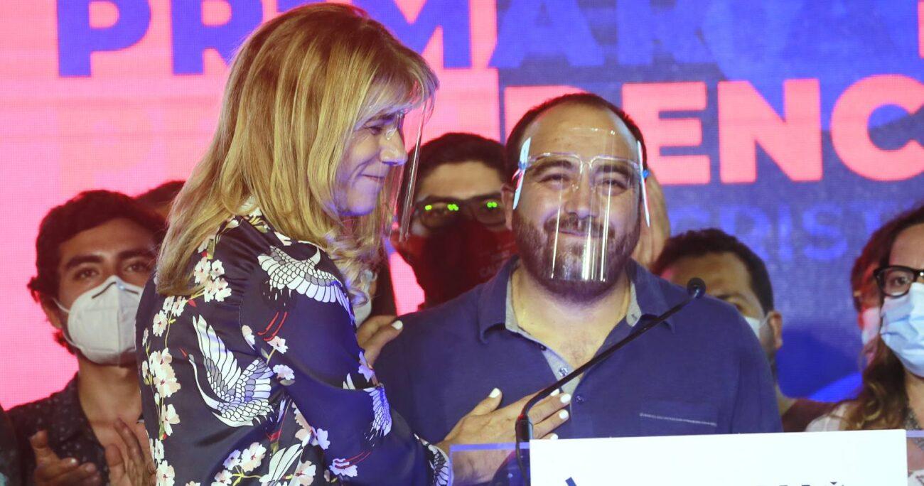 """La senadora Provoste calificó la renuncia de Chahin como """"un poco tarde"""". AGENCIA UNO/ARCHIVO"""