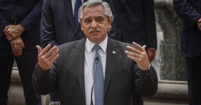 """El cruce entre Alberto Fernández y Colombia por """"violencia institucional"""""""