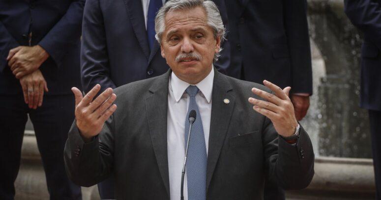 """""""Argentina retira apoyo a demanda contra Venezuela por crímenes de lesa humanidad"""""""
