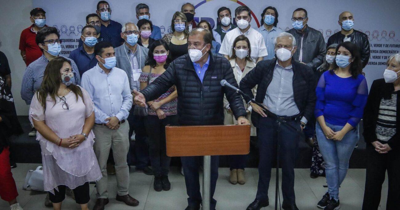 Unidad Constituyente es integrado por los partidos de la ex Nueva Mayoría, además de movimientos como Ciudadanos y el PR. AGENCIA UNO/ARCHIVO