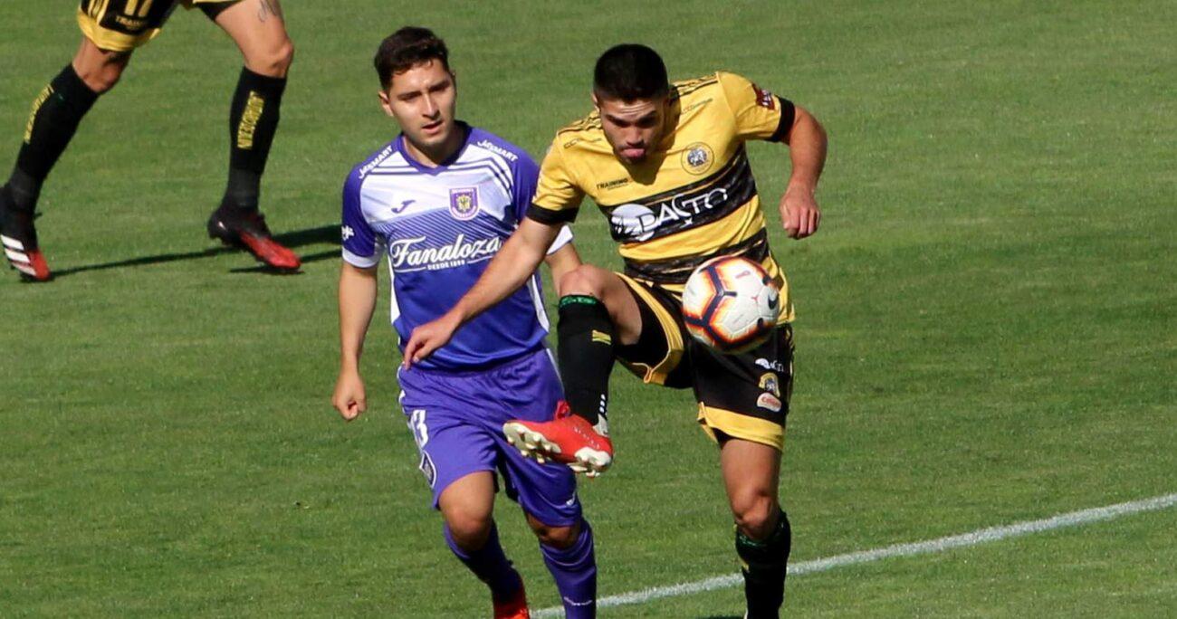 El equipo fue campeón del Campeonato de Segunda División 2020. AGENCIA UNO/ARCHIVO