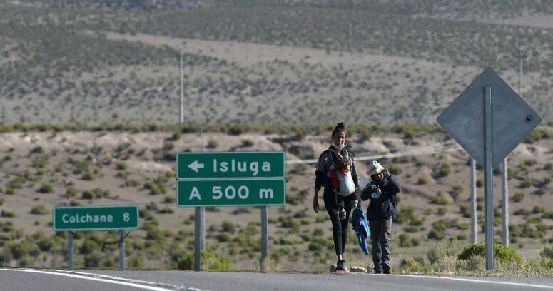 """""""Sexta víctima en un año: mujer murió al cruzar la frontera en Colchane"""""""