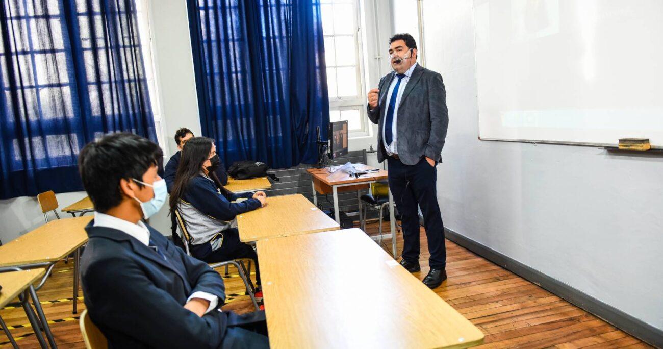 El centro de estudios respaldó la aprobación del proyecto del Ejecutivo. AGENCIA UNO/ARCHIVO