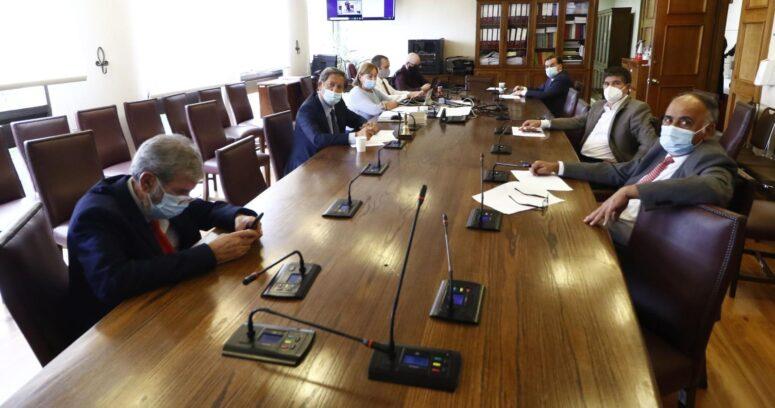 Comisión de Hacienda despacha a sala proyecto de royalty minero