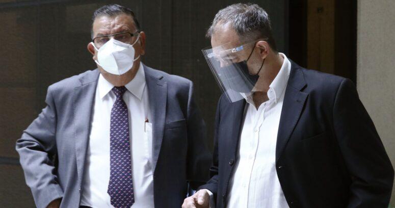 Senadores Girardi y Quinteros acusan lobby internacional contra ley de Fármacos II