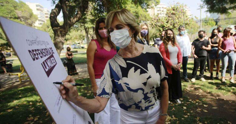 Mujeres de Chile Vamos pidieron no excluir a Matthei de las primarias