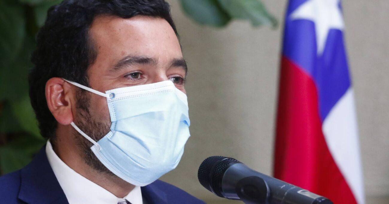 Sebastián Villarreal trabajó en el primer gobierno de Piñera y fue parte de la implementación del Ministerio de Desarrollo Social. AGENCIA UNO/ARCHIVO