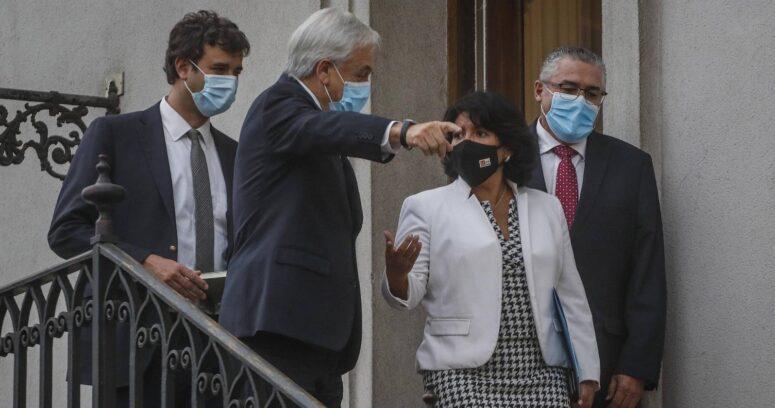 """""""No hay ni habrá cocina"""": Provoste responde a críticos de su reunión con Piñera"""