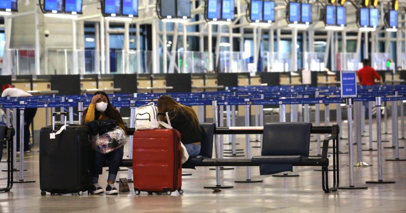 La demanda del Sernac incluye también a Viajes Falabella, empresa que fue adquirida recientemente por Despegar.com. AGENCIA UNO/ARCHIVO