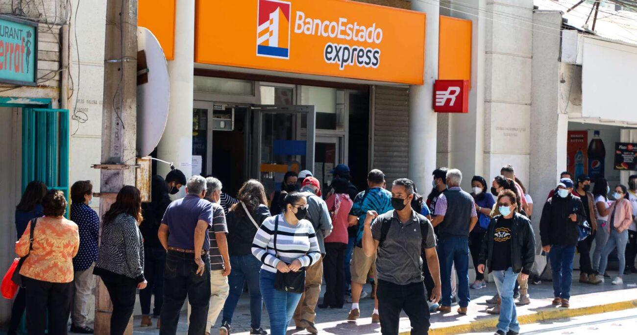 El 41% de los morosos se concentra en elretail, mientras que el 29% en la banca. AGENCIA UNO/ARCHIVO