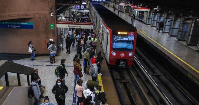 Metro será gratuito durante el fin de semana de elecciones