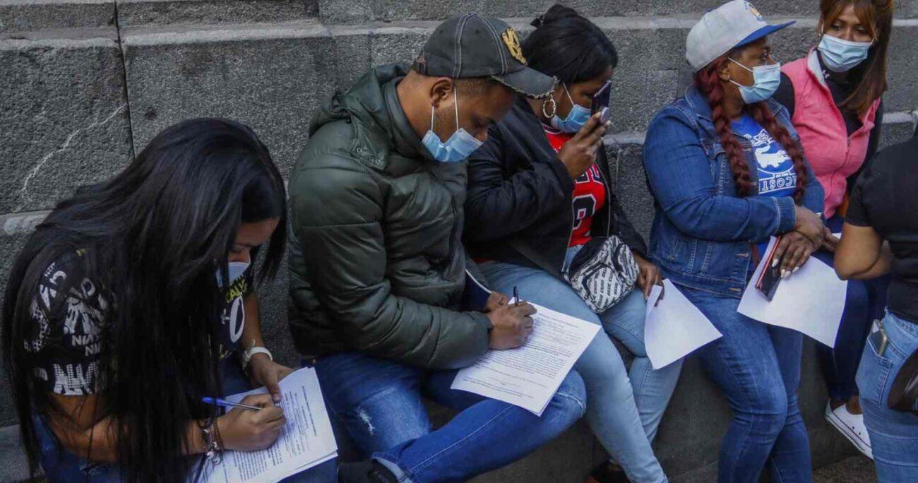 El ministro de Desarrollo Económico, dijo que revisarán la categoría de migrantes calificados.AGENCIA UNO/ARCHIVO