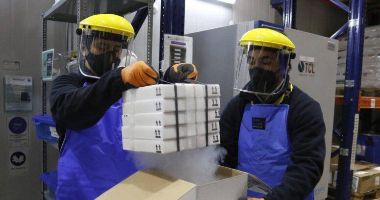 Chile volvió a desmentir a una autoridad argentina por el arribo de vacunas Pfizer