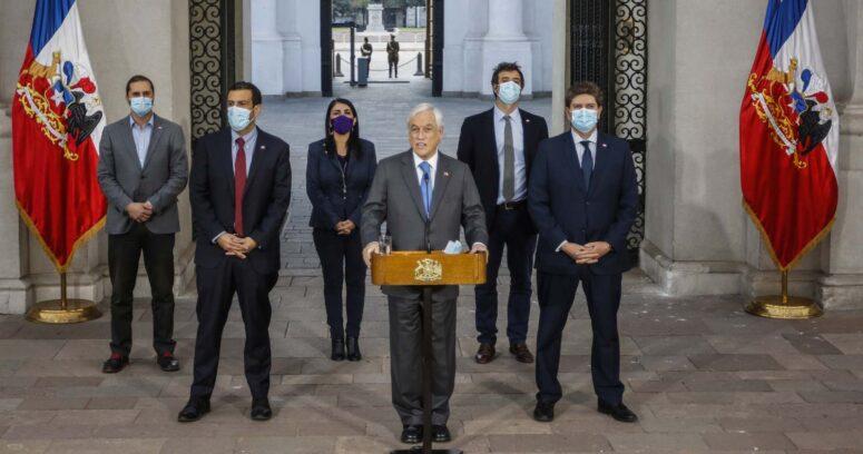 """""""Gobierno propuso ampliar IFE a todos los inscritos en Registro Social de Hogares"""""""