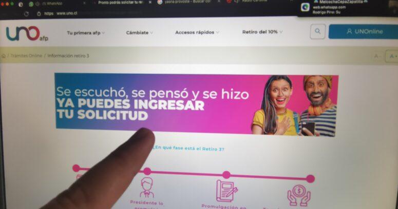 """""""AFP UNO barre con Alejandra Cox tras polémicos dichos:"""