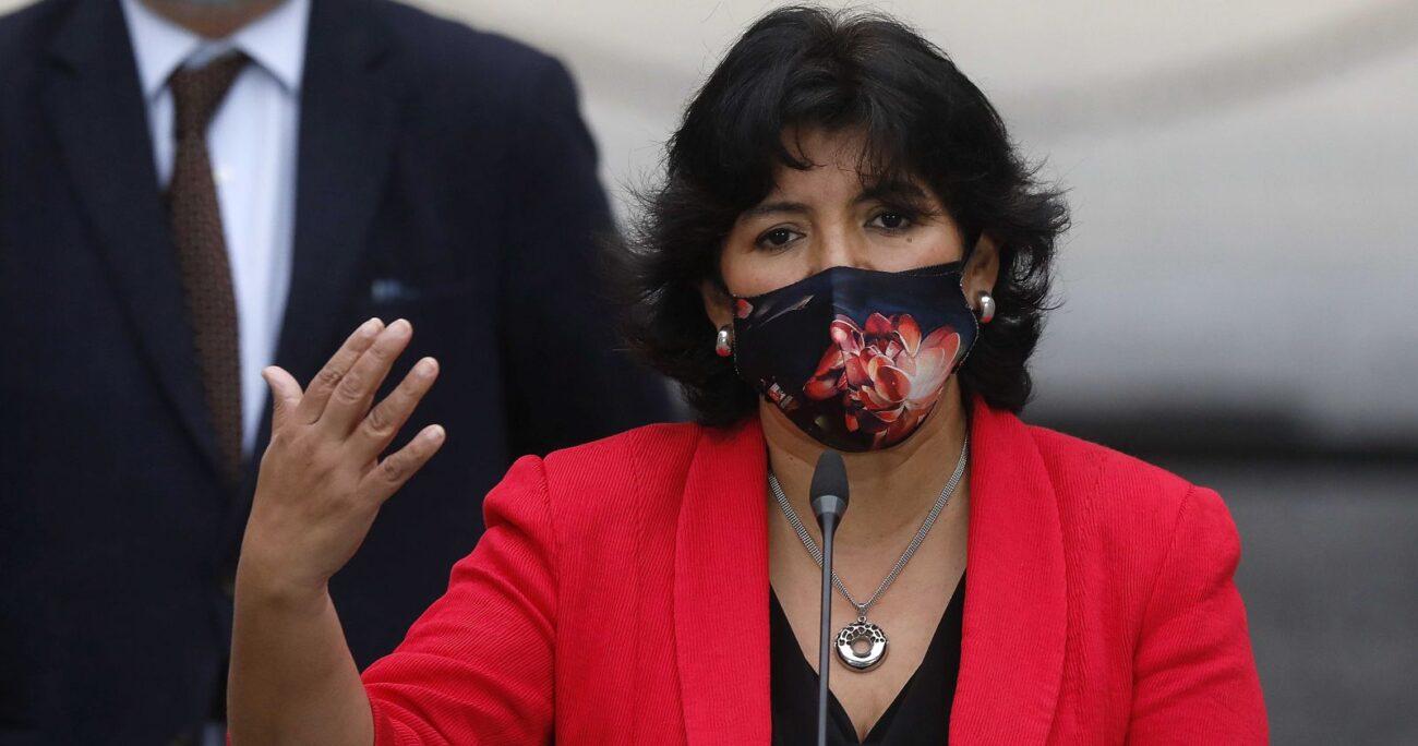 La senadora superó incluso a la candidata presidencial de su partido. AGENCIA UNO/ARCHIVO