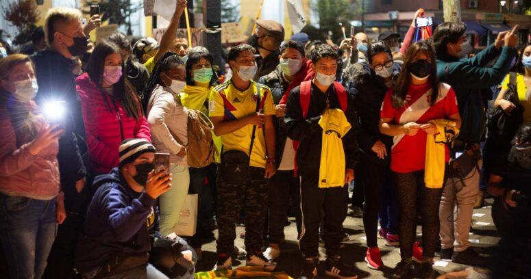 Colombia: cita entre Duque y organizaciones finaliza sin acuerdo y se anuncian nuevas protestas